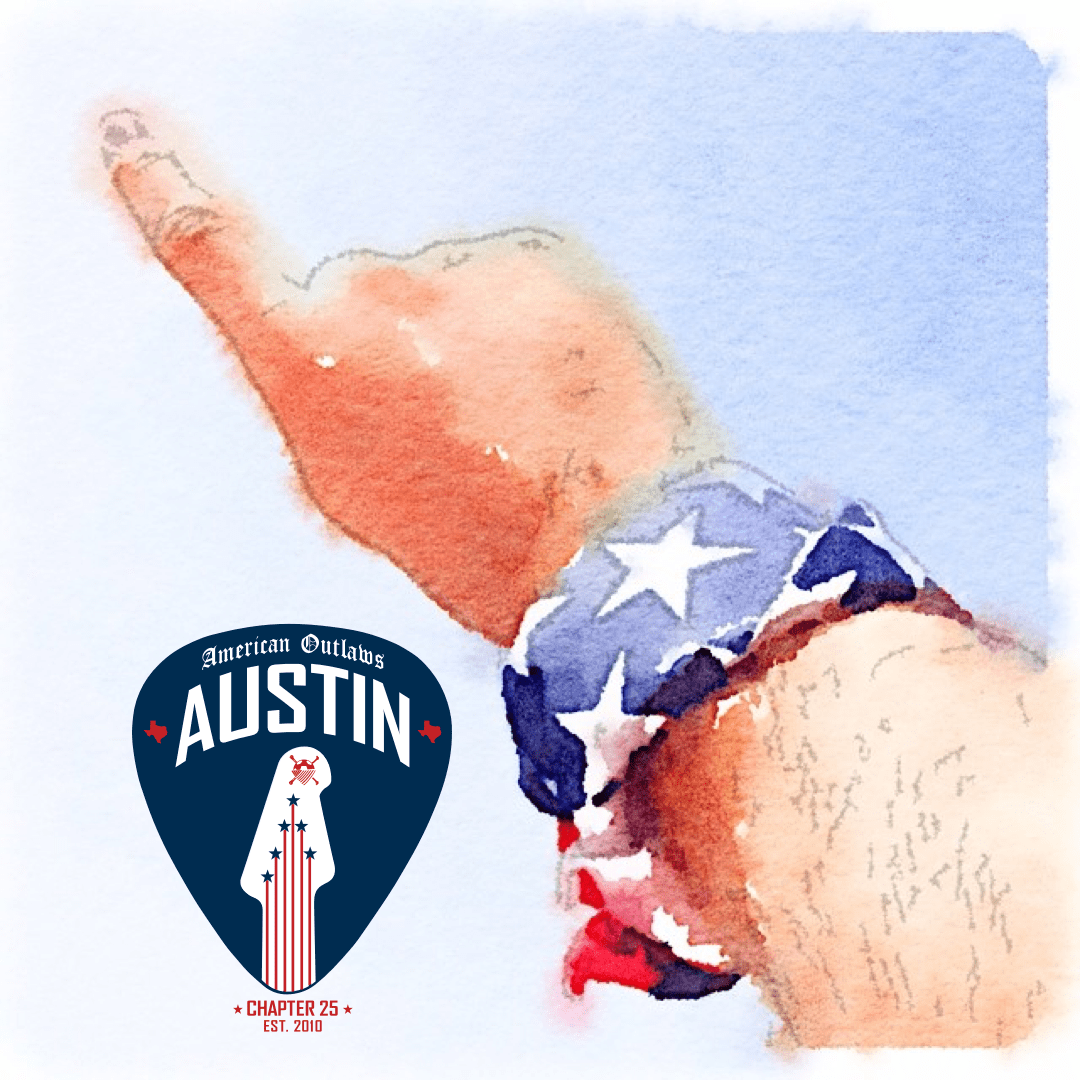 American Outlaws: Austin Chapter – umm Chapter.