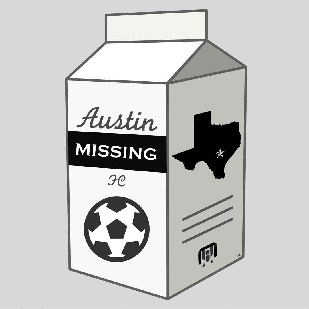 Campaign Concept for Austin's Missing FC